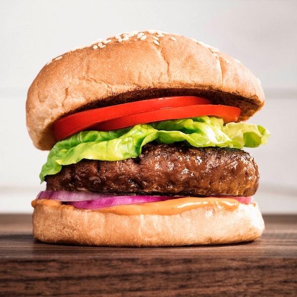 beyond meat burger vegan burger
